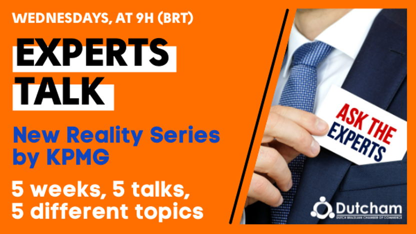 Dutcham Experts Talk - New Reality Series by KPMG