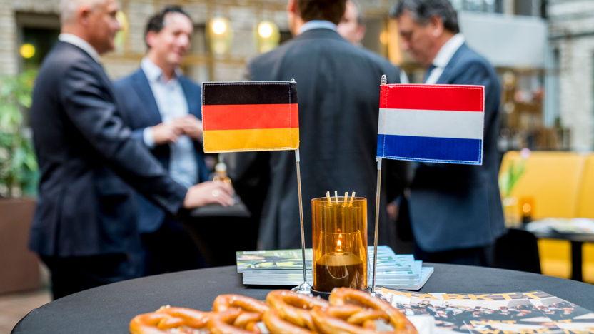 Zakendoen in Duitsland voor Haagse bedrijven