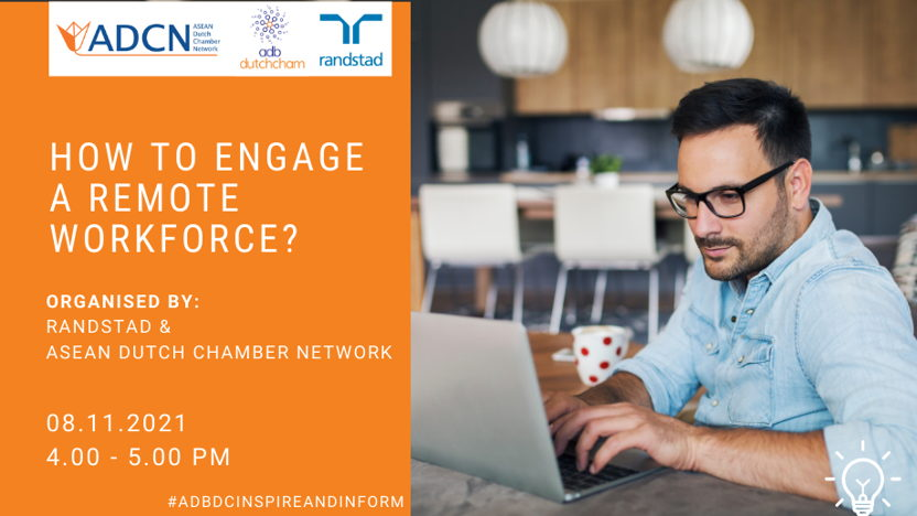 ADCN Webinar: How to engage a remote workforce?