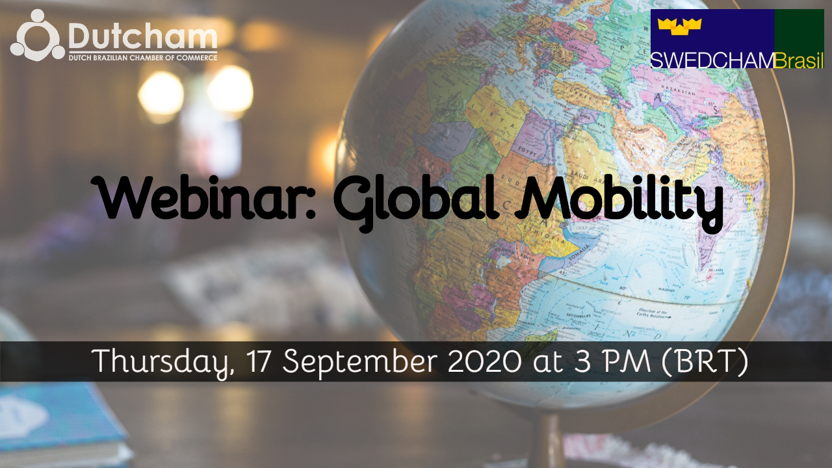 Swedcham Webinar on Global Mobility