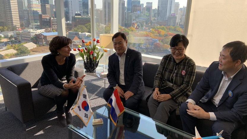 Zuid-Korea: hightechpartner in innovatie