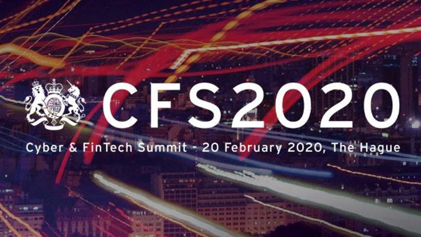 CFS2020match - UK – NL Cyber & FinTech Summit