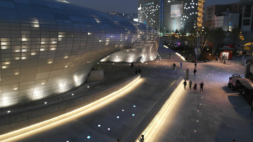 Smart Infrastructure for resilient and sustainable city in Korea