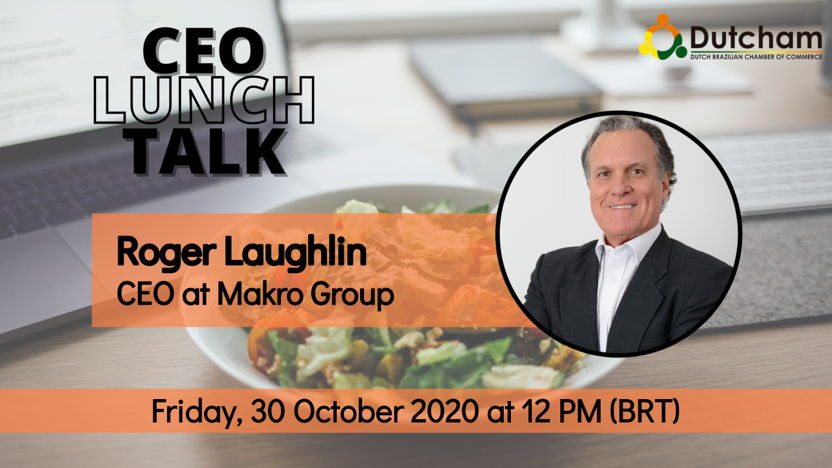 Dutcham CEO Lunch Talk with Roger Laughlin (Makro)