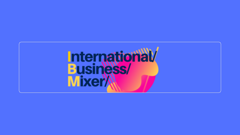 International Speed Business Mixer | online
