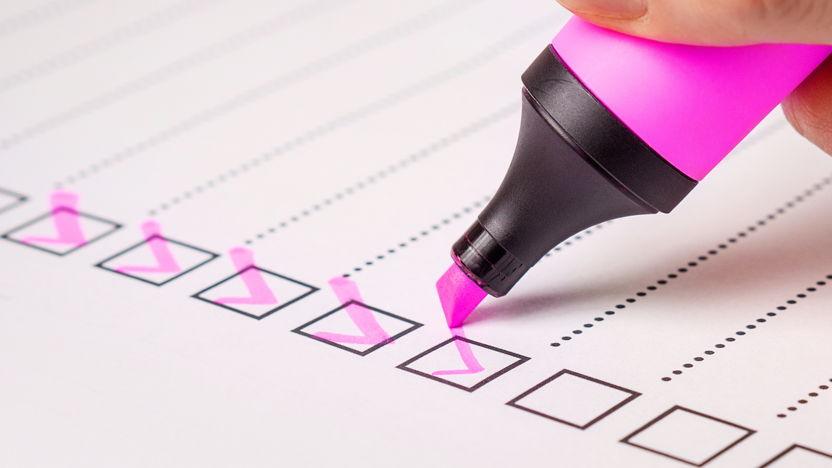 Checklist gelijke beloning
