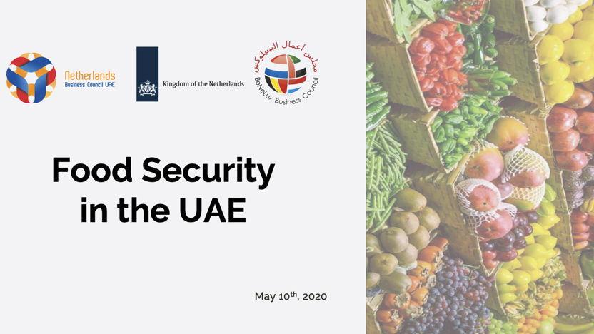 Food Security in the UAE