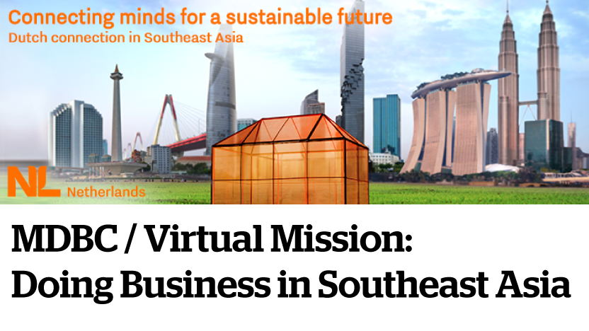 MDBC / Virtual Mission: Doing Business in Southeast Asia