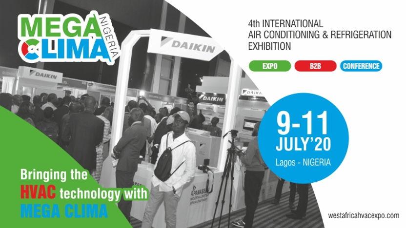 Mega Clima Nigeria Expo 2021