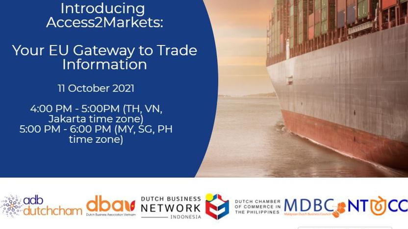 Webinar ADCN: Introducing Access2Markets: Your EU Gateway to Trade Information