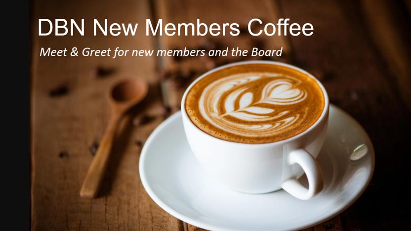DBN New Members Coffee