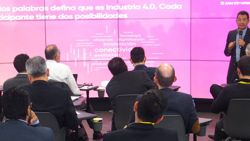 Interactive Workshop - Industry 4.0: How does it influence my business?