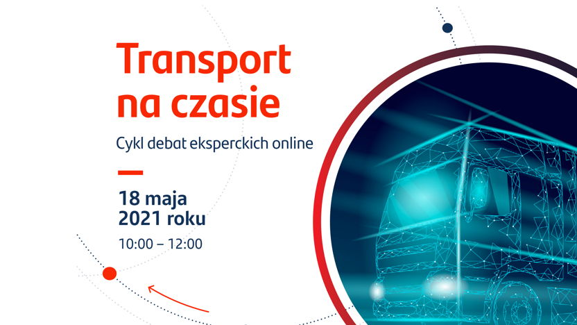 NPCC and Santander. Webinar: Transport na czasie