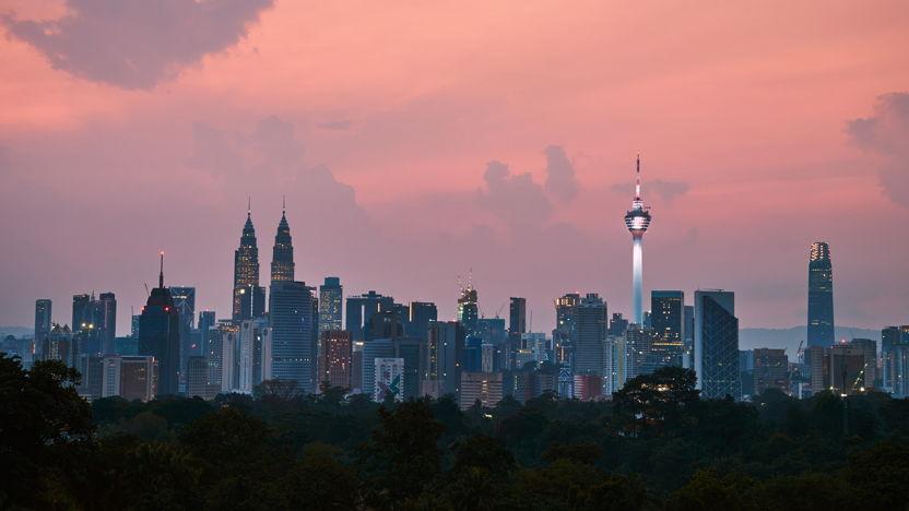 Zakendoen in Maleisië - Video's uit Kuala Lumpur