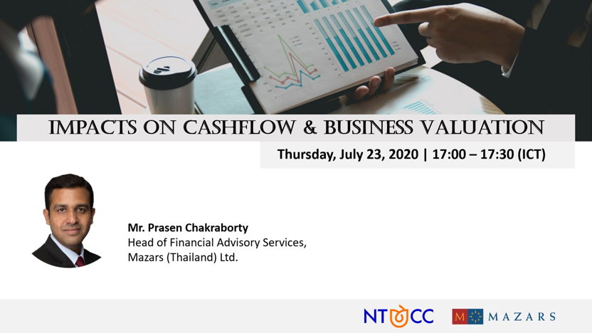 Impacts on Cashflow & Business Valuation Webinar