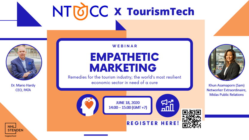 NTCC x TourismTech: Empathetic Marketing