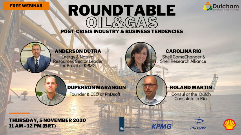 Dutcham Roundtable on Oil & Gas