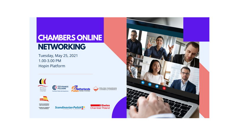 Chambers Online Networking   Poland