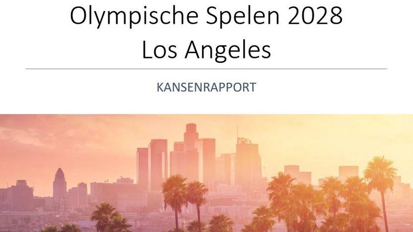 Olympische Spelen 2028 Los Angeles