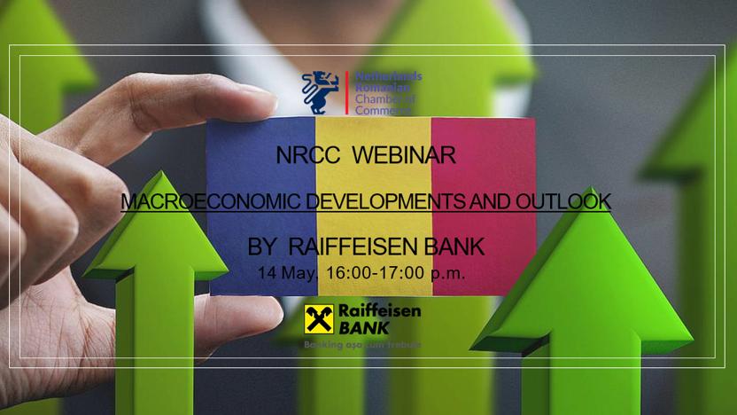 Verslag NRCC Webinar: Macro-economische ontwikkelingen en vooruitzichten van Roemenië