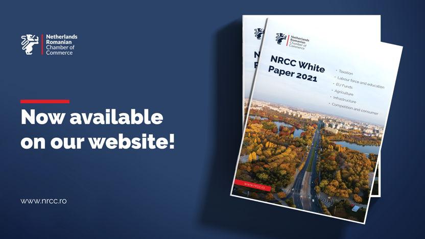 NRCC WHITE PAPER RELEASE 2021