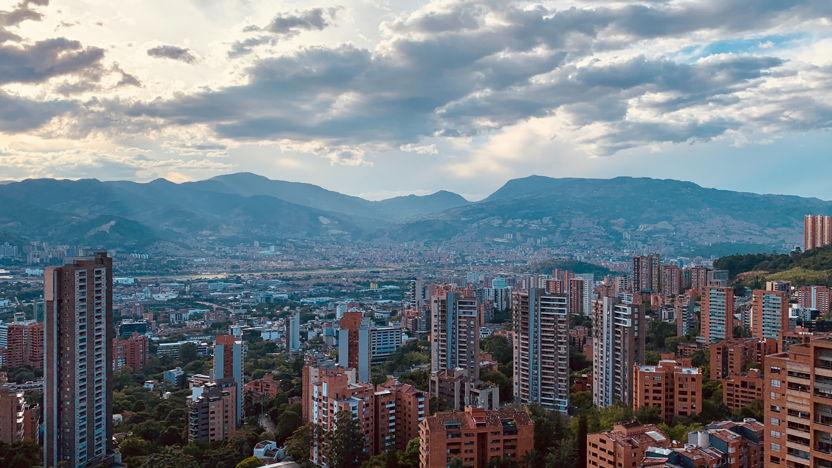 Webinar Zakendoen in Colombia: stedelijke mobiliteit