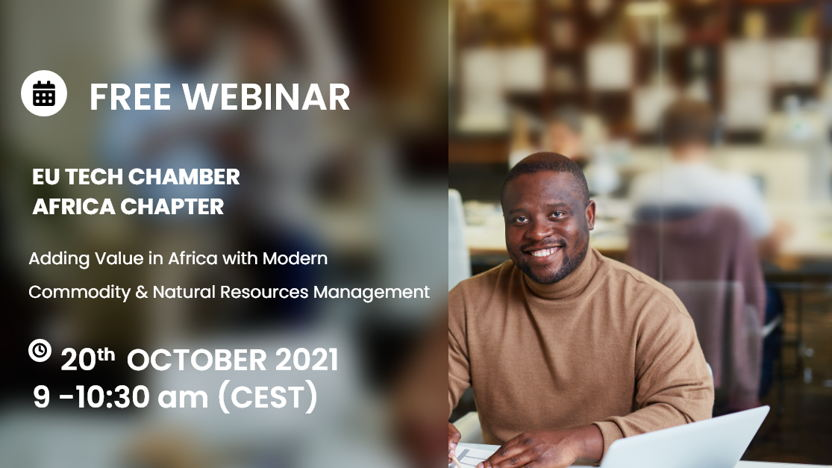 Modern Commodity and Resource Management In Africa
