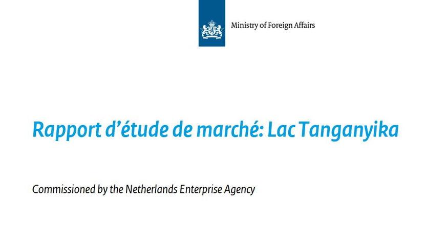 Rapport d'étude de marché: Lac Tanganyika