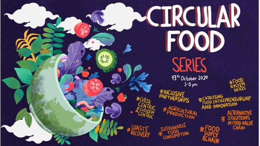 IAN Turkey: Circular Food Series