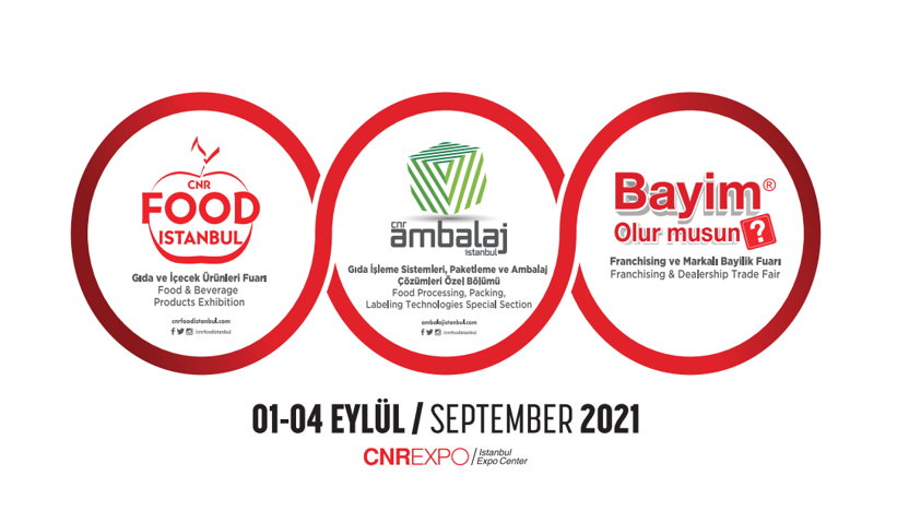 Food İstanbul 1-4 september 2021