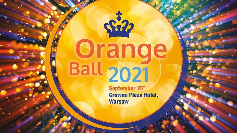 The Charity Orange Ball 2021