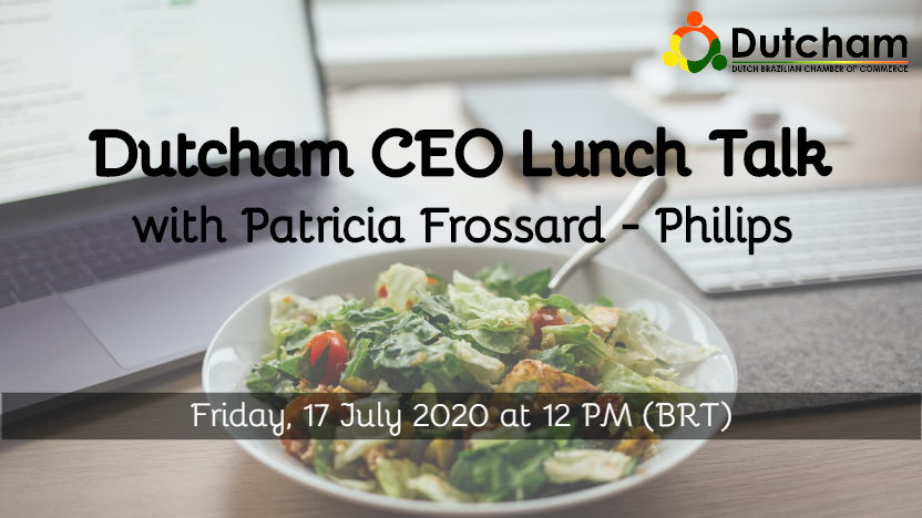 Dutcham CEO Lunch Talk with Patricia Frossard (Philips)