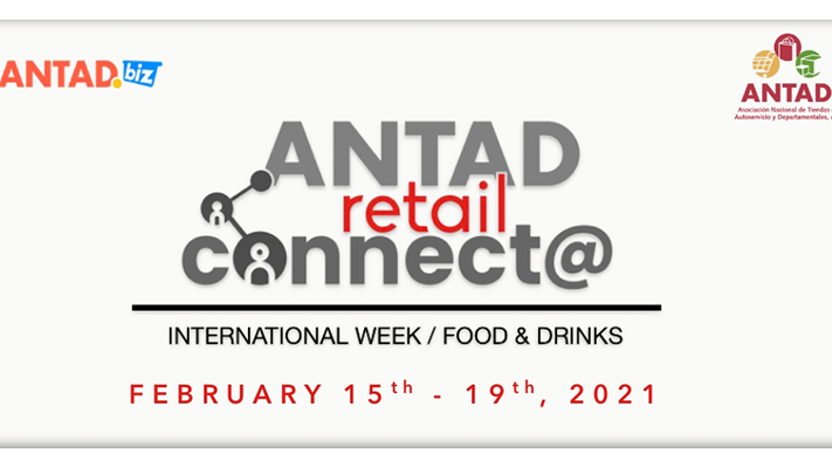 ANTAD Retail Connect@ International Week – Food & Drinks