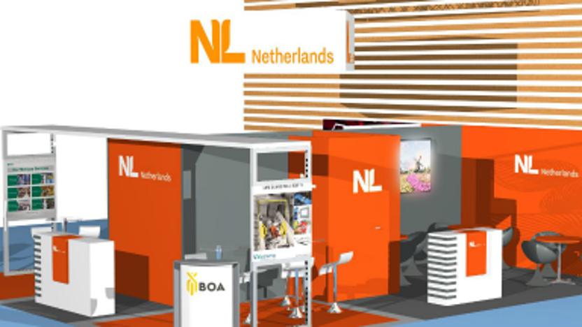 NL Lounge op Pollutec 2021 in Lyon