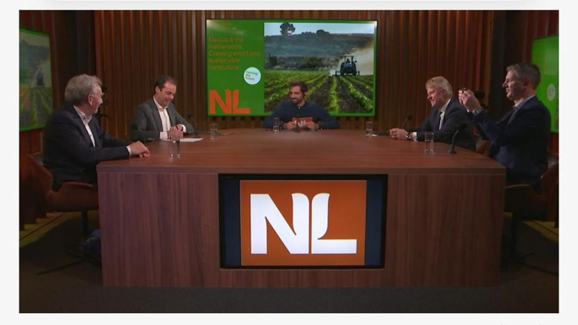Virtual Horticulture Trade Mission: Promoting trade between The Netherlands & Mexico