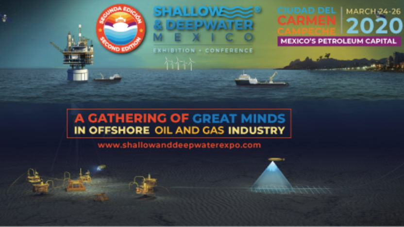 Dutch Pavilion at Shallow and Deepwater Exhibition & Conference